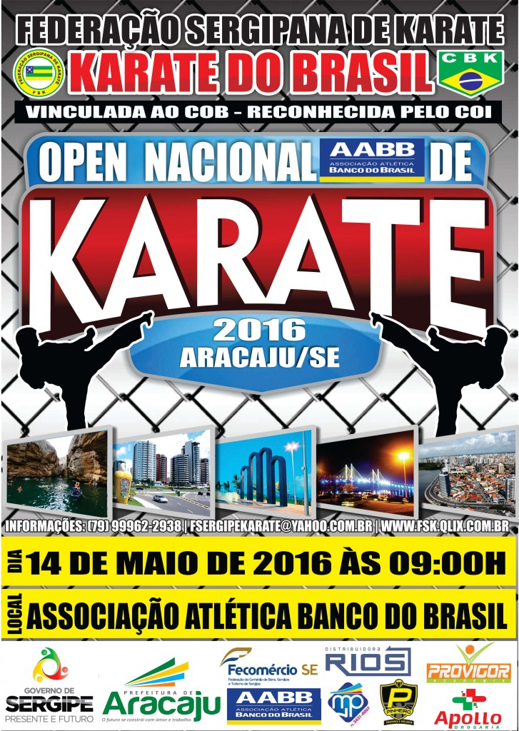 OPEM NACIONAL DE KARATE 2016 - Copia